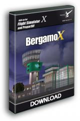 AEROSOFT - BERGAMO X FSX (DOWNLOAD)