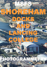 TABURET - SHOREHAM DOCKS AND LANCING COLLEGE PHOTOGRAMMETRY MSFS FREE