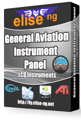 FLY ELISE NG - INSTRUMENTS PANEL