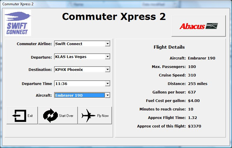ABACUS - COMMUTER XPRESS 2