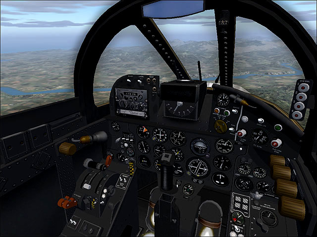 VIRTAVIA - GLOSTER JAVELIN FSX STEAM EDITION