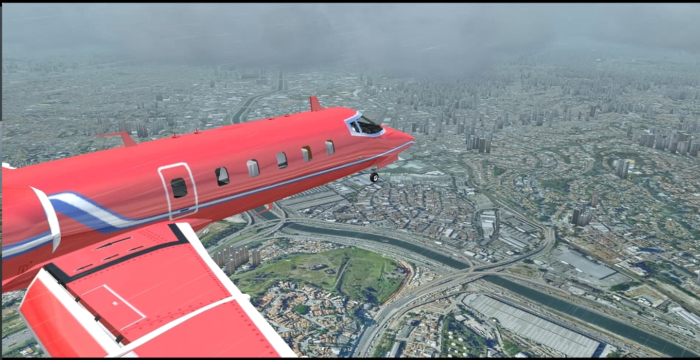 PERFECT FLIGHT - LEARJET 60 X
