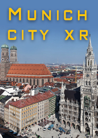 SAMSCENE - MUNICH CITY XR FSX P3D