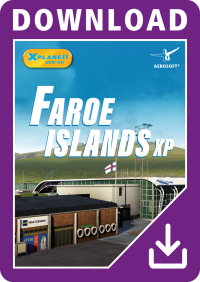 AEROSOFT - FAROE ISLANDS XP X-PLANE 11