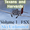SU - LEGACY OF THE SKY: TEXANS AND HARVARDS VOL 1 FSX
