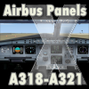 NPSIMPANELS -  AIRBUS PANELS A318 A319 A320 A321 DELUXE