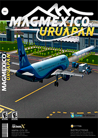 MAGMEXICO - URUAPAN INTERNATIONAL AIRPORT FSX P3D