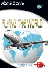 PERFECT FLIGHT - FLYING THE WORLD BUNDLE PACK FSX