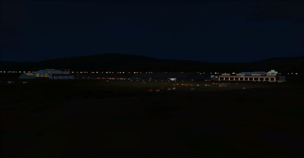 AZURAFILES - VAGAR AIRPORT RELOADED FSX