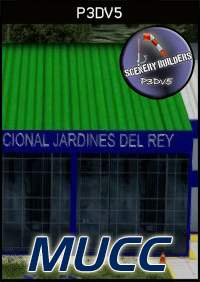 FSXCENERY - MUCC JARDINES DEL REY AIRPORT P3D5