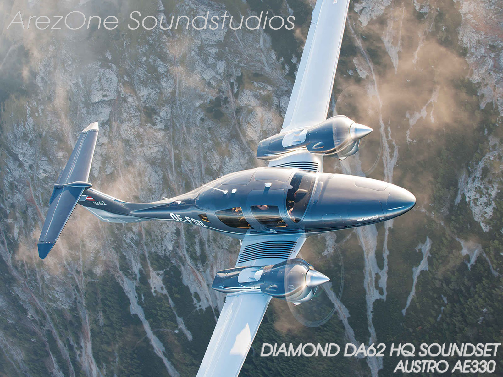 AREZONE-AVIATION SOUNDSTUDIOS - AE330 HQ SOUNDSET FSX P3D