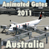 FLYSIMWARE LLC - ANIMATED GATES 2011 AUSTRALIA/ASIA/NEW ZEALAND