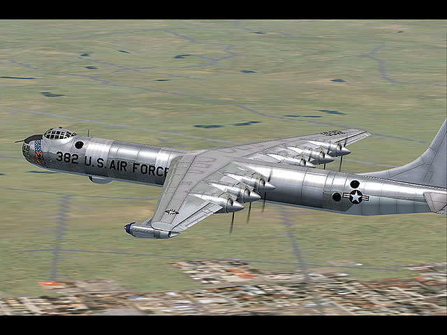 VIRTAVIA - CONVAIR B-36 PEACEMAKER FSX STEAM EDITION