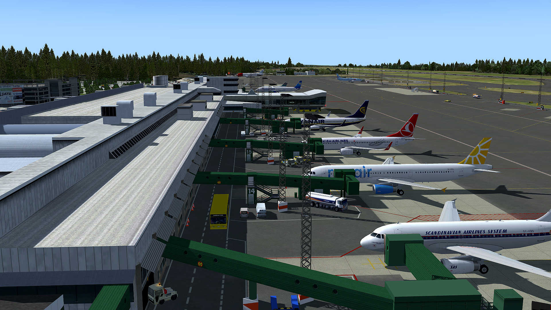RC-DESIGN - ESGG GOTHENBURG/LANDVETTER V3 FSX P3DV3