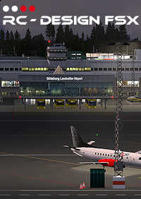 RC-DESIGN - ESGG GOTHENBURG/LANDVETTER V3 FSX