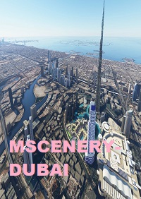 MSCENERY - DUBAI CITY MSFS