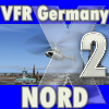AEROSOFT - VFR GERMANY 2 - NORD (DOWNLOAD)