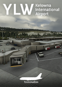 FSIMSTUDIOS - KELOWNA INTERNATIONAL AIRPORT CYLW MSFS