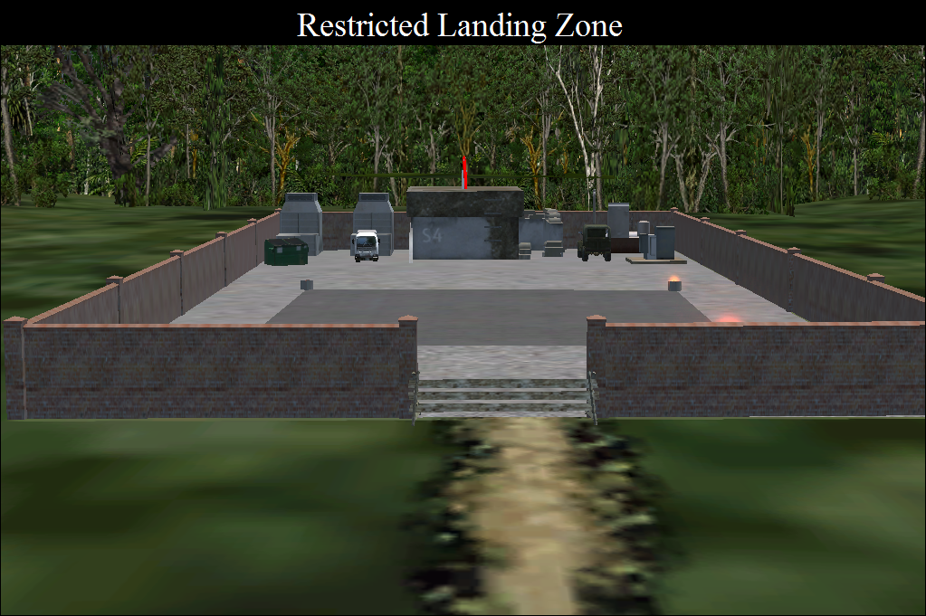 FREEDOM SIMULATIONS - AMAZON RESEARCH FACILITY