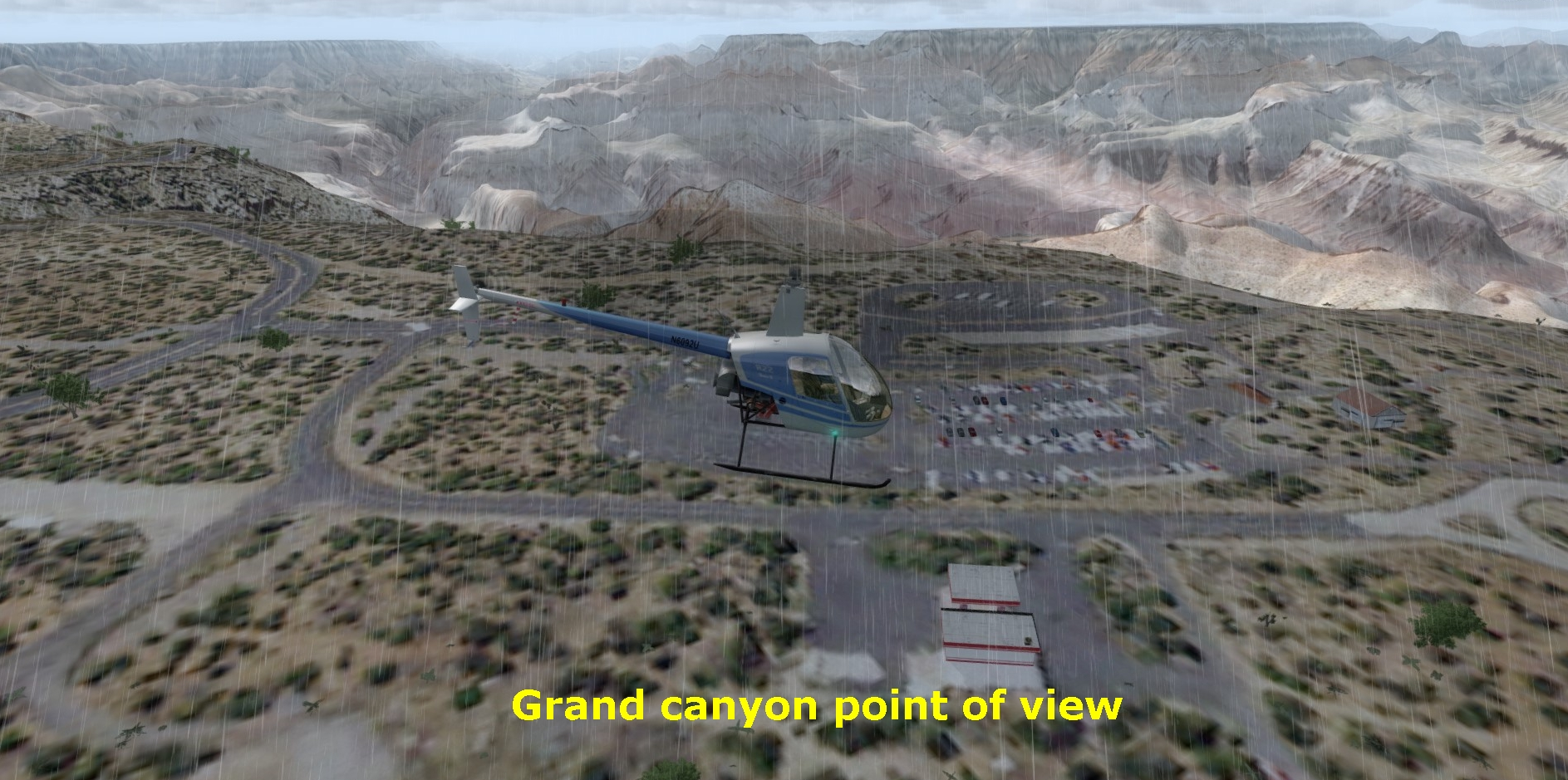 FLYNDRIVE4D - TOURISTFLIGHT ARIZONA