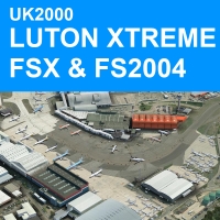UK2000 SCENERY - LUTON XTREME