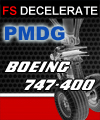 FS DECELERATE FOR PMDG BOEING 747 (LANDING CALCULATOR)