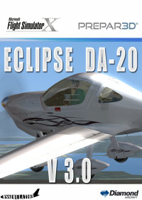 WSSIMULATION - DIAMOND DA-20 C1 ECLIPSE V3.0 FSX P3D