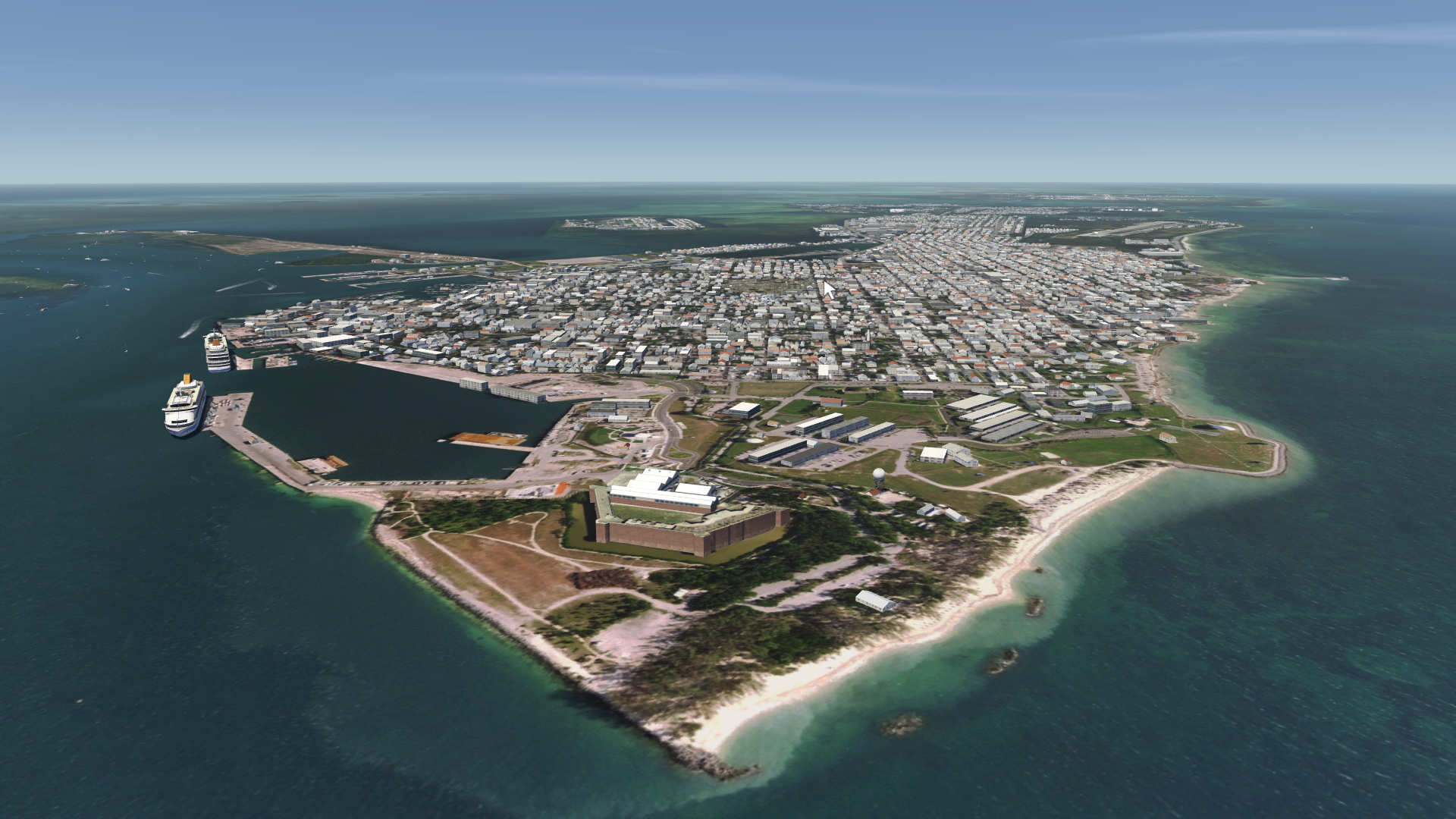 AEROSOFT - USA SOUTH FLORIDA FOR AEROFLY FS 2