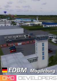 DMD DEVELOPERS - FLUGPLATZ MAGDEBURG EDBM P3DV4