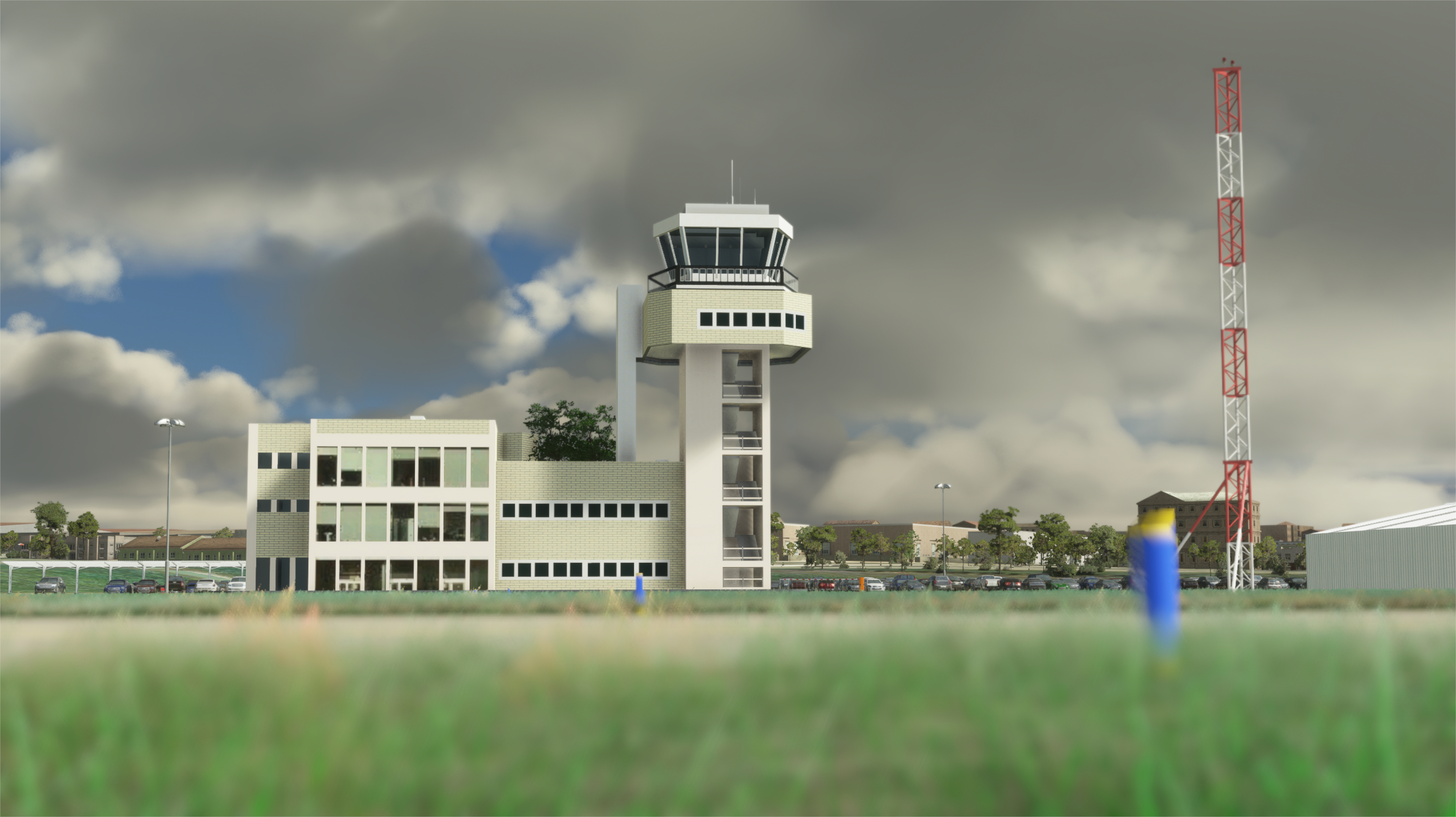 FOOTAGE DESIGNS - SABADELL AIRPORT LELL MSFS