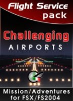PERFECT FLIGHT - FLIGHT SERVICE - CHALLENGING AIRPORTS PACK