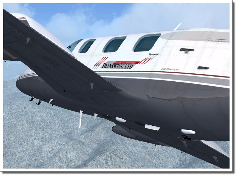 AEROSOFT - DIGITAL AVIATION PIPER CHEYENNE X - (DOWNLOAD)