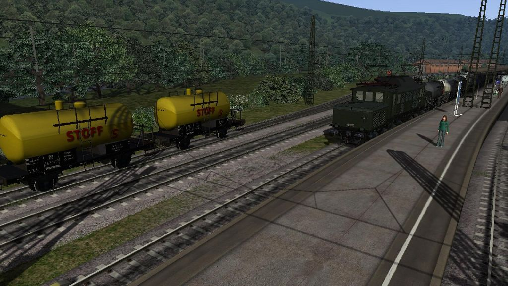 HALYCON MEDIA - ROMANTIC RAILROADS VOL.1 - E94