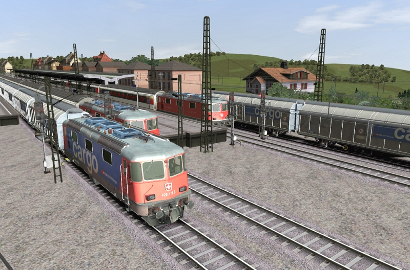 SBB ROUTE 1 (DOWNLOAD)