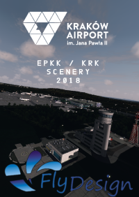 FLYDESIGN - EPKK JOHN PAUL II INTERNATIONAL AIRPORT KRAKOW 2018 P3D