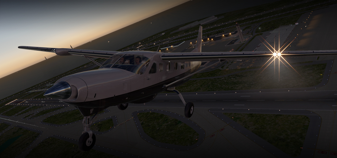 CARENADO - C208B GRAND CARAVAN EX G1000 X-PLANE 11