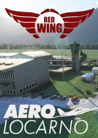 REDWING SIM - LOCARNO AIRPORT - LSZL MSFS