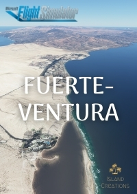 ISLAND CREATIONS - FUERTEVENTURA AERIAL IMAGERY MSFS
