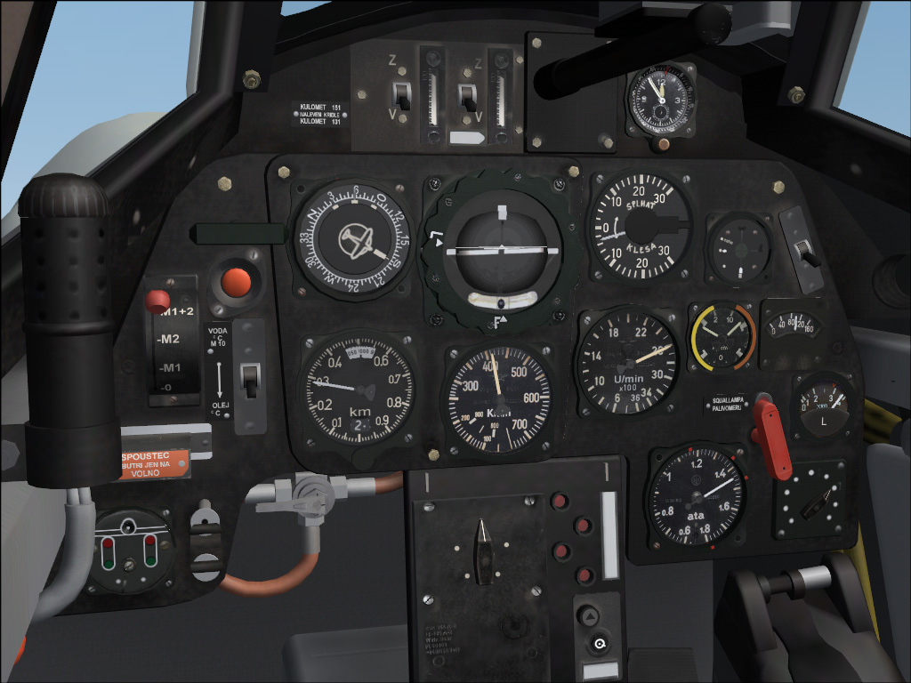 FLIGHT REPLICAS - AVIA S-199