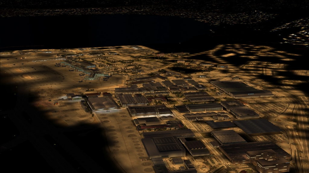 JETSTREAM DESIGNS - MARSEILLE PROVENCE AIRPORT LFML X 2013 FOR FS2004
