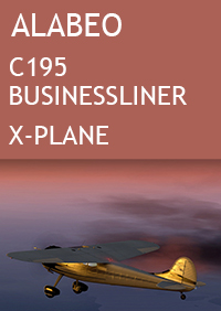 ALABEO - C195 BUSINESSLINER X-PLANE 10