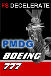 FS DECELERATE FOR PMDG BOEING 777 (LANDING CALCULATOR)