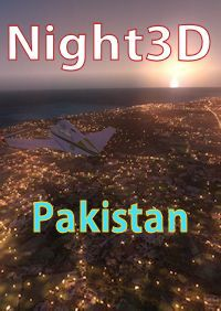 TABURET - FSX P3D NIGHT 3D PAKISTAN