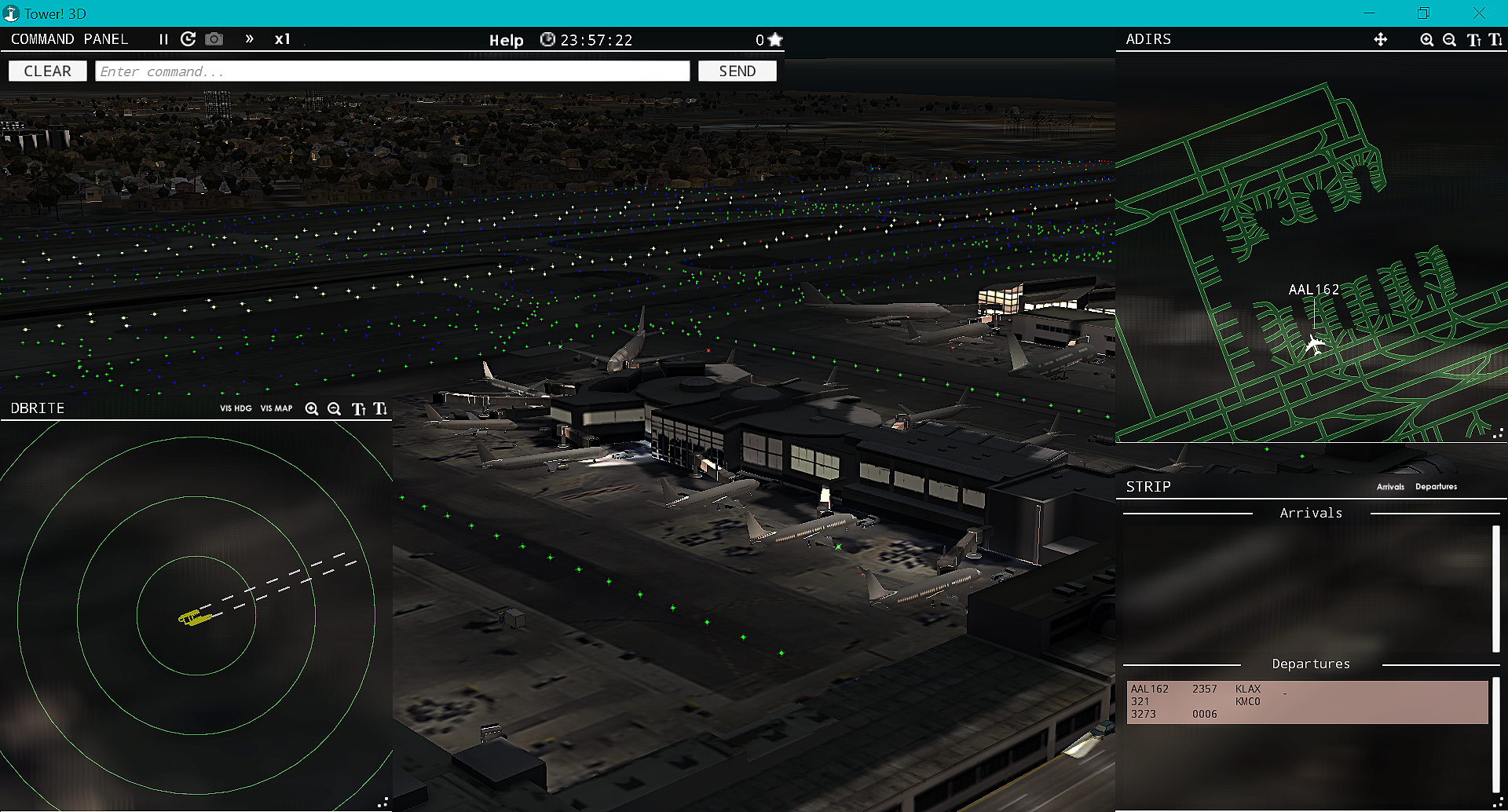 NYERGES DESIGN - REAL TRAFFIC FOR TOWER! 3D