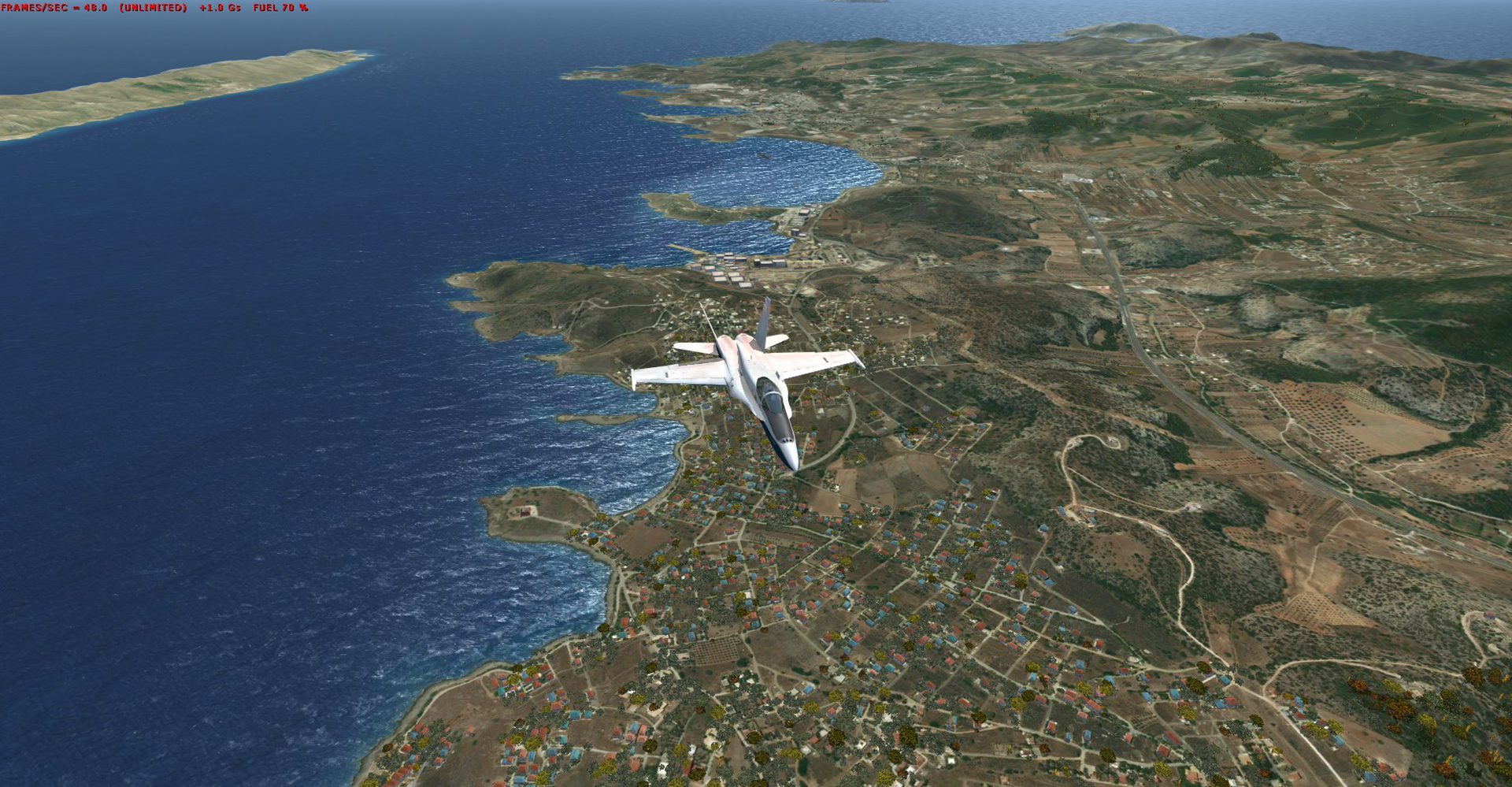 REALWORLD SCENERY - REALWORLD SCENERY GREECE 3D VOL.1.5 FSX P3D