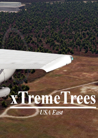 BASHIT LLC - X-TREME TREES USA EAST FOR X-PLANE 10/11