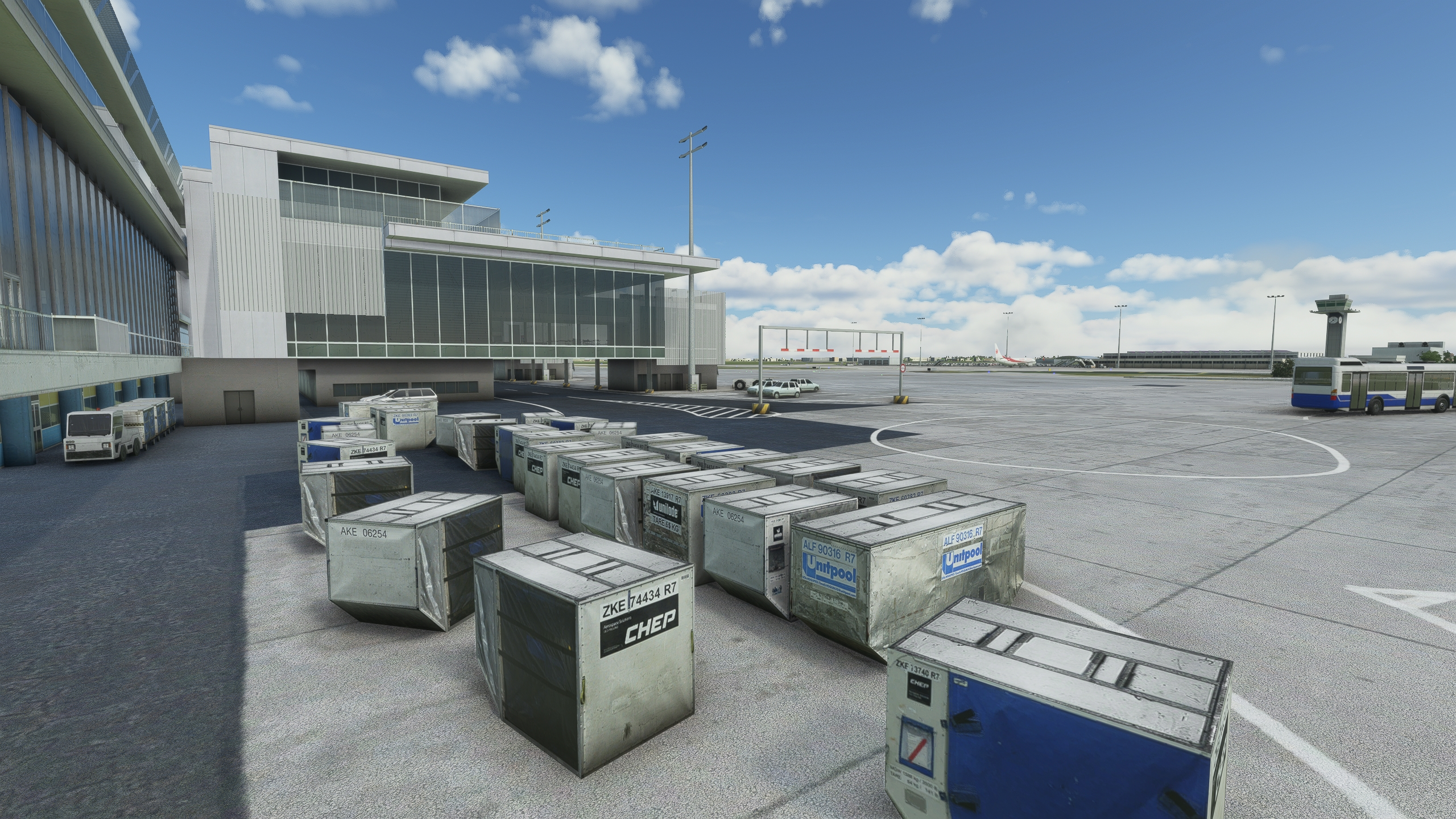 JETSTREAM DESIGNS - PARIS ORLY LFPO - MSFS
