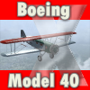 GOLDEN AGE - BOEING MODEL 40 FSX