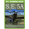 JUSTFLIGHT - S.E.5A – LEGENDS OF FLIGHT