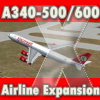 AWG SIMULATIONS - AIRBUS A340-500/600 AIRLINE EXPANSION PACK